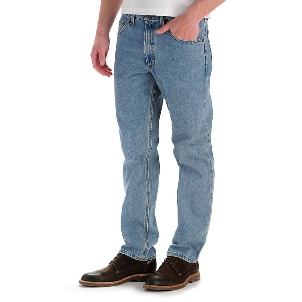 LEE Men's Regular Fit Straight Leg Jeans 30/30