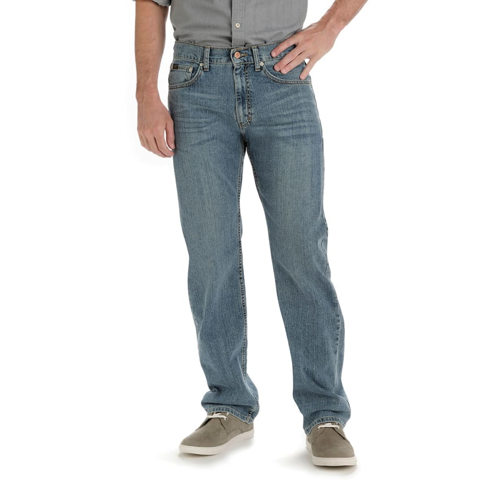 LEE Men's Premium Select Regular Fit Jeans, Phantom 29/30