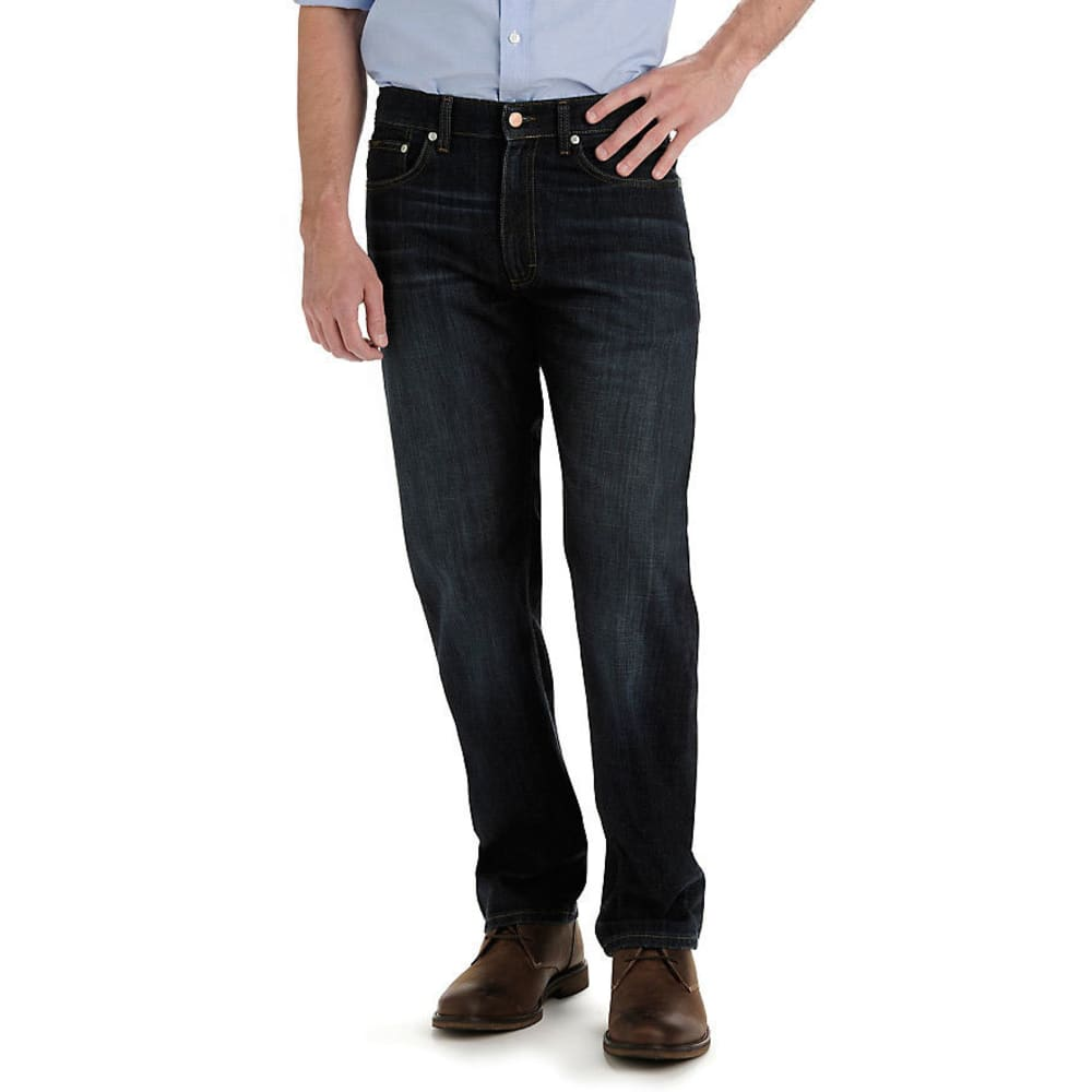 LEE Men's Premium Select Regular Fit Jeans, Phantom - BOWERY 2001926