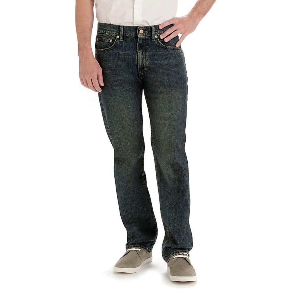LEE Men's Premium Select Regular Fit Jeans, Phantom - SERPENT 2001955