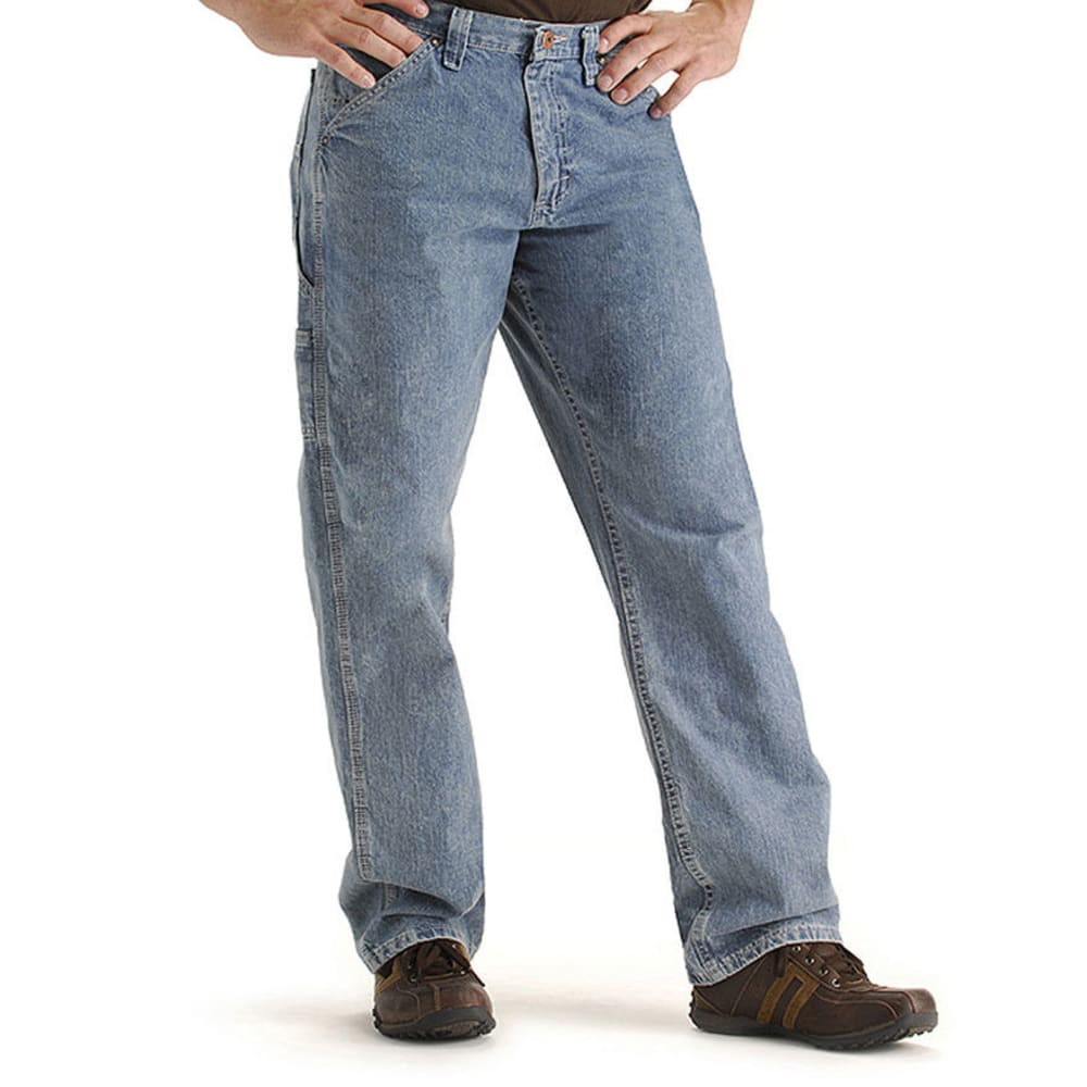 LEE Men's Carpenter Jeans - RETRO STONE 288-7928