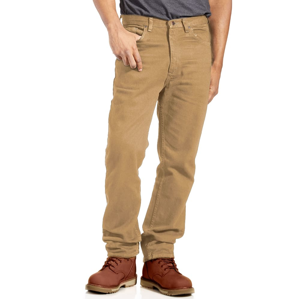 BCC Men's Regular Fit Jeans - KHAKI - KL