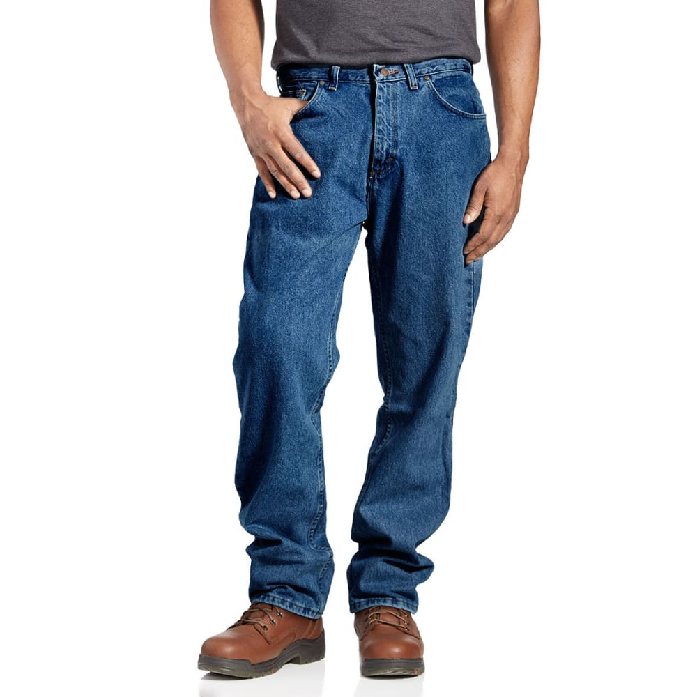 BCC Men's Loose Fit Jeans  - DARK DENIM - DD