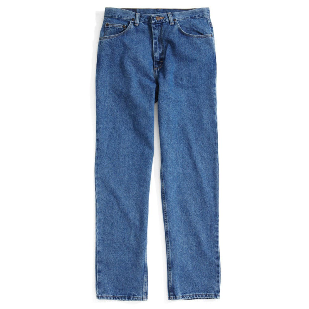 BCC Men's Relaxed Fit Jeans, Extended sizes - STONEWASH