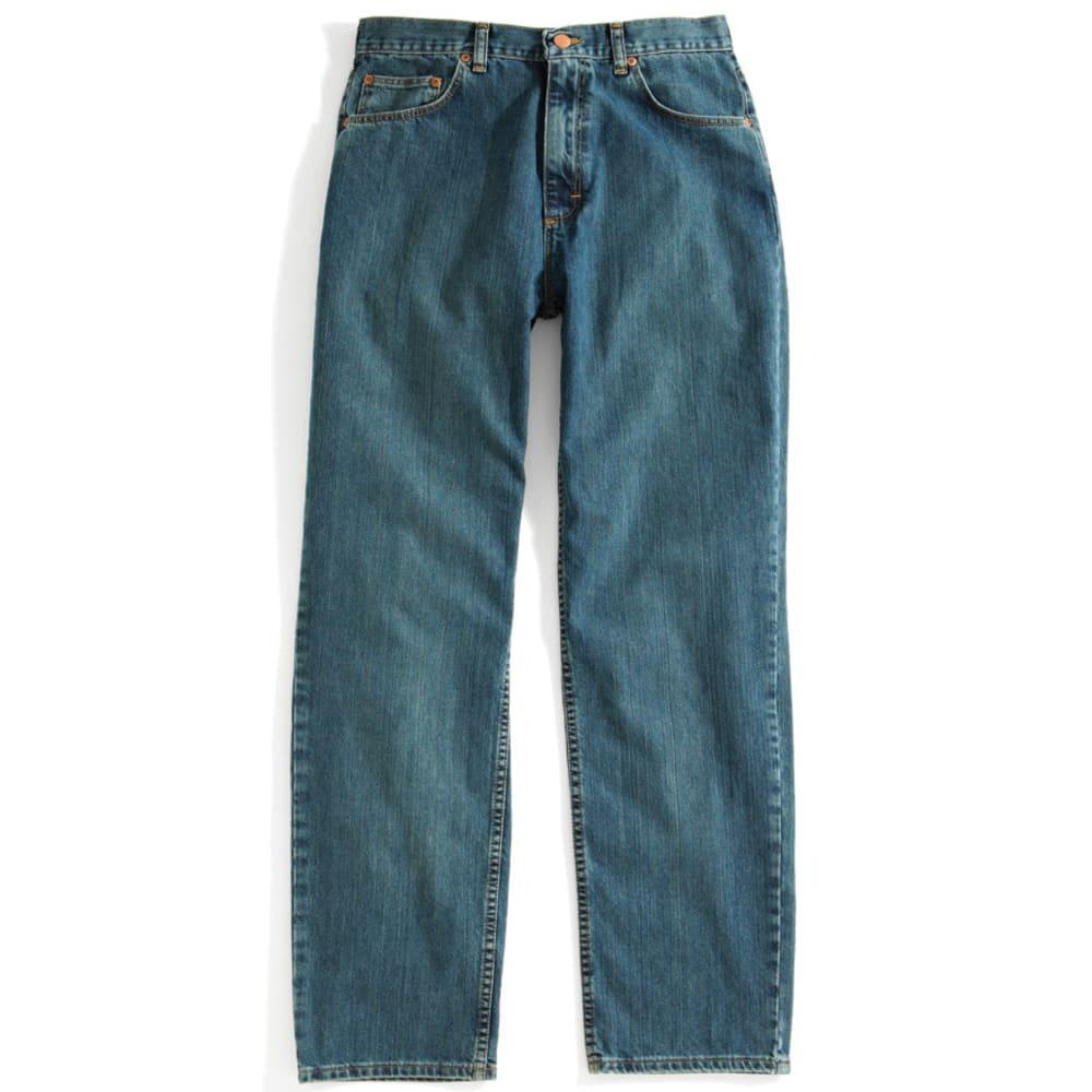 BCC Men's Blues Regular Fit Jeans - CREEK WATER