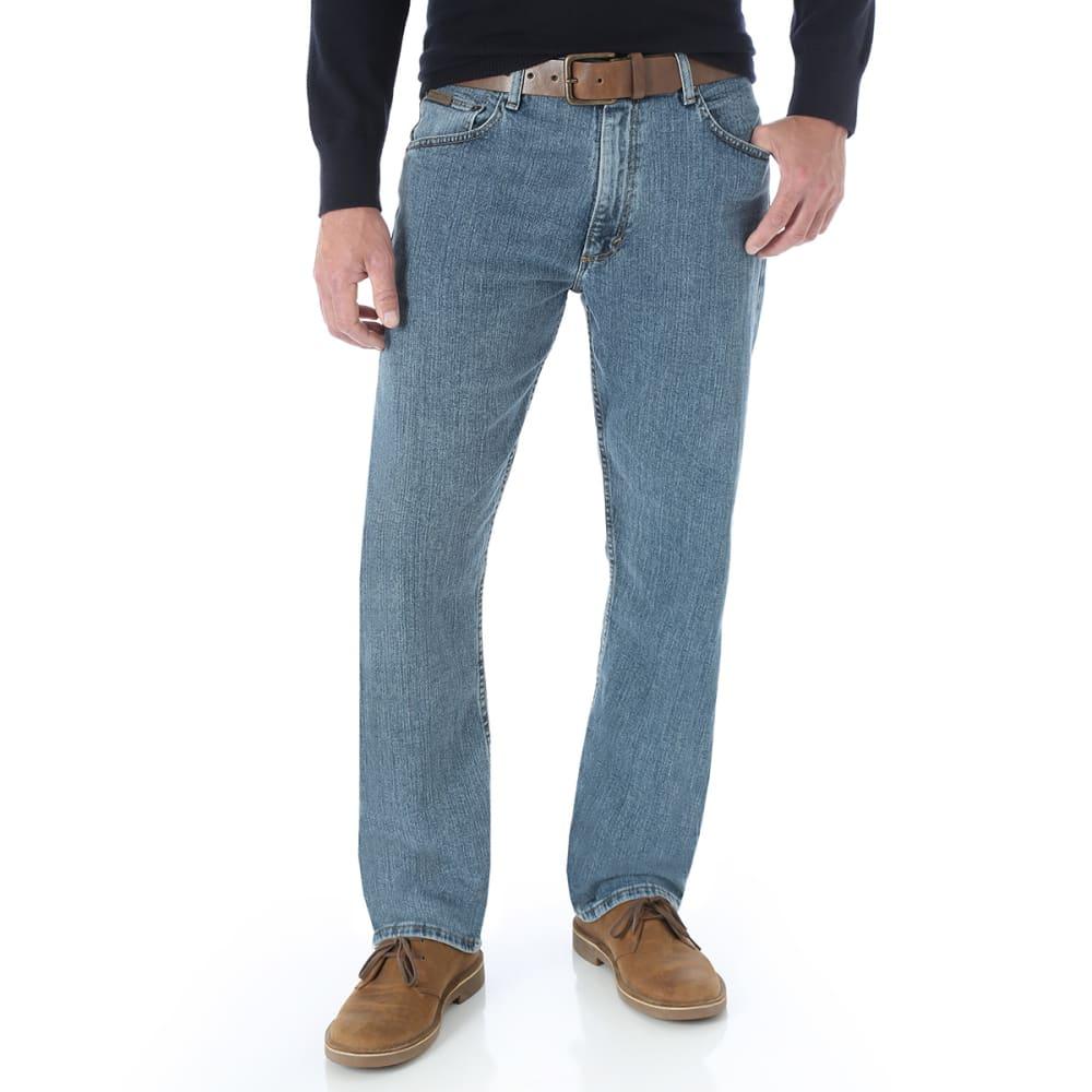 GENUINE WRANGLER Men's Advanced Comfort Regular Fit Jeans 30/30
