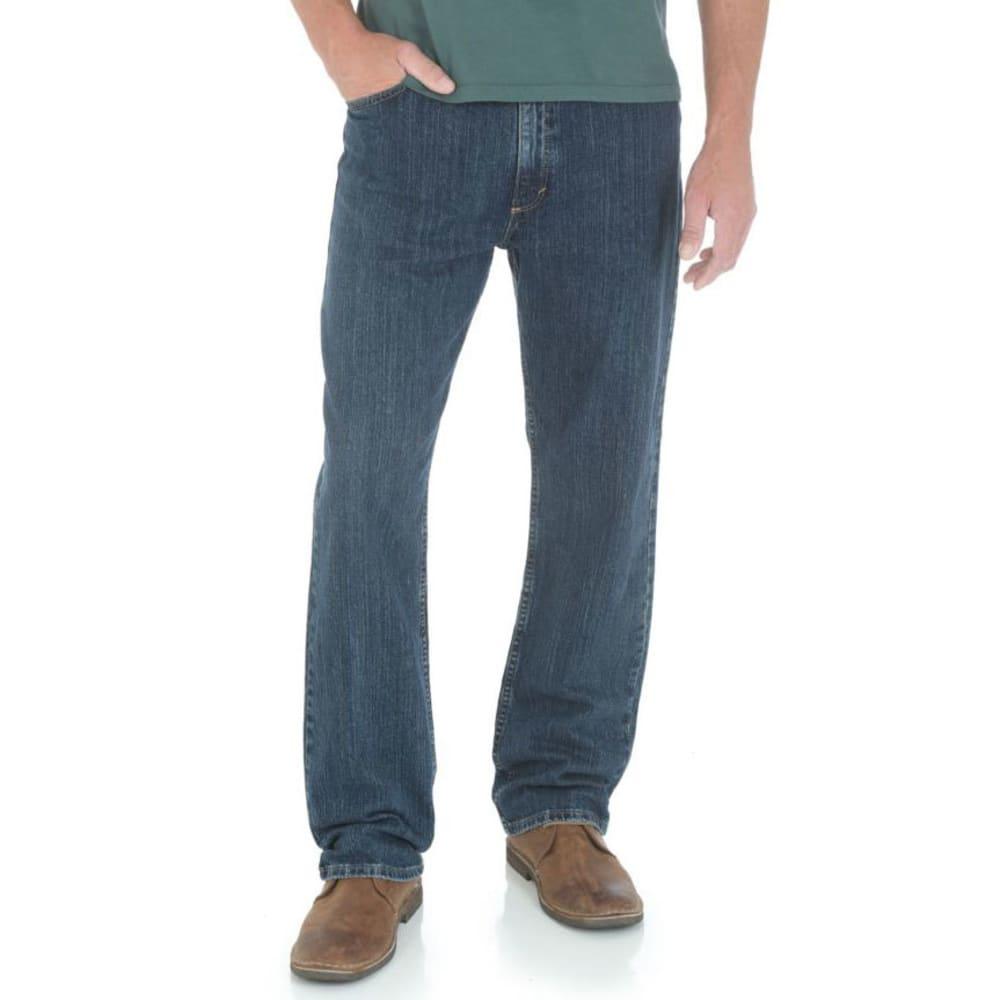 GENUINE WRANGLER Men's Advanced Comfort Relaxed Fit Jeans 30/30