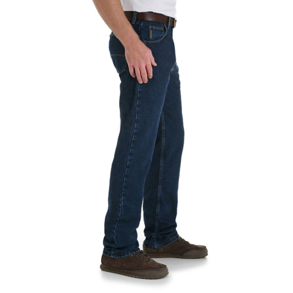 GENUINE WRANGLER Regular Fit Jeans - DENIM BLUE