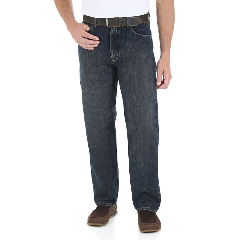 GENUINE WRANGLER Relaxed Fit Jeans - SYLER