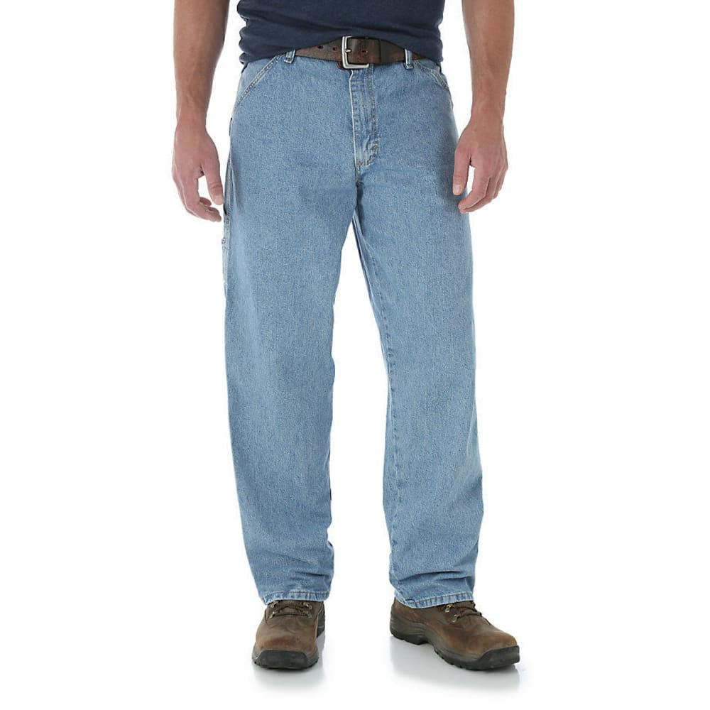 GENUINE WRANGLER Carpenter Jeans - BLEACH