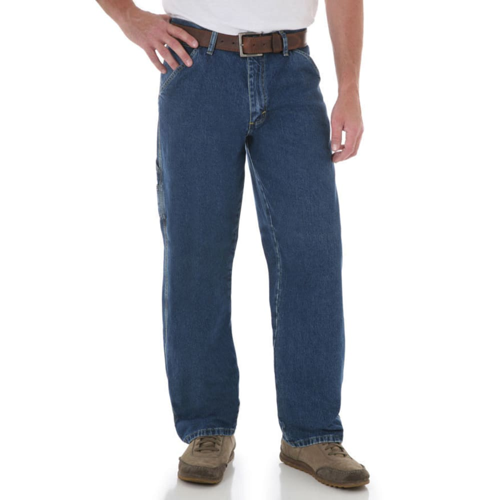 GENUINE WRANGLER Carpenter Jeans - DARK STONE