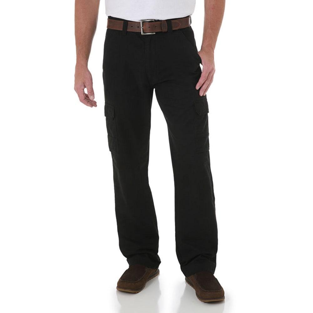 GENUINE WRANGLER Men's Twill Cargo Pants 30/30