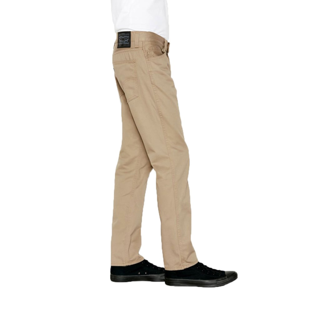 LEVI'S Men's 511™ Slim Fit Line 8 Pants - BEIGE