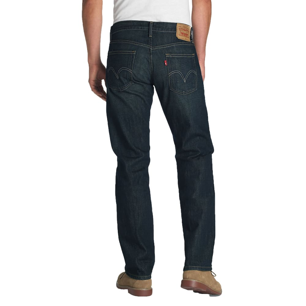 LEVI'S Men's 514 Straight Jeans - KALE 0308