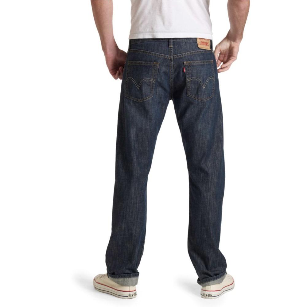 LEVI'S Men's 514 Straight Jeans - HIGHWAY 0191
