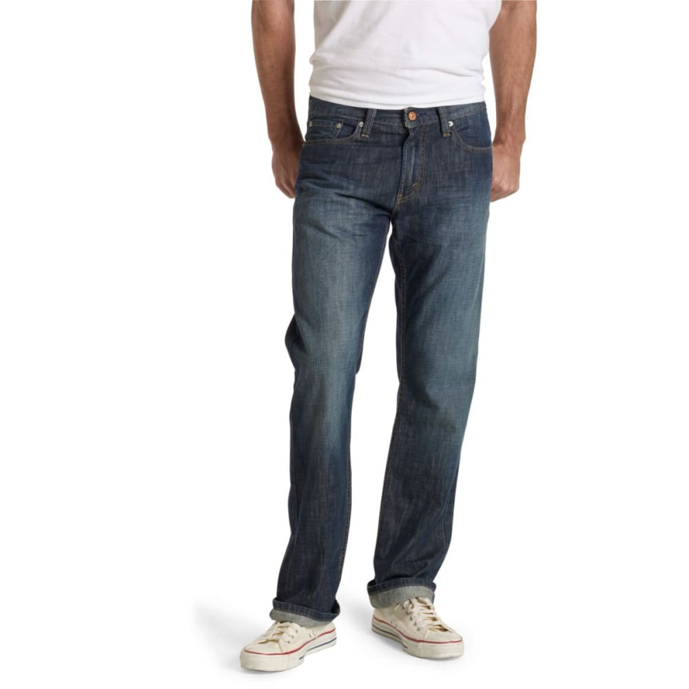 LEVI'S Men's 514 Straight Jeans - HIGHWAY 0191