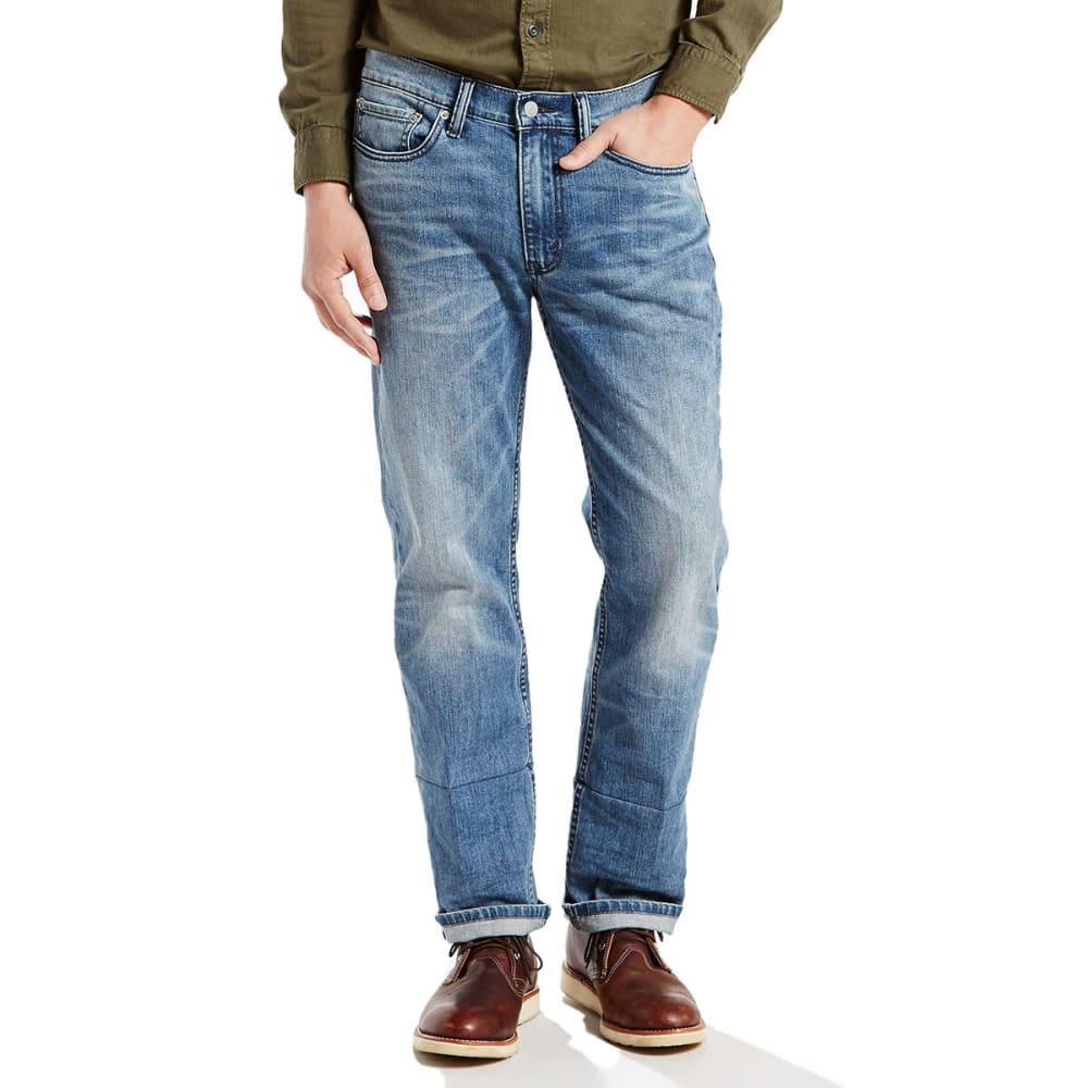 LEVI'S Men's 514 Straight Jeans - VERITABLE 0641