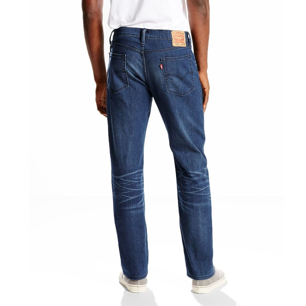 LEVI'S Men's 514 Straight Jeans - NORTH