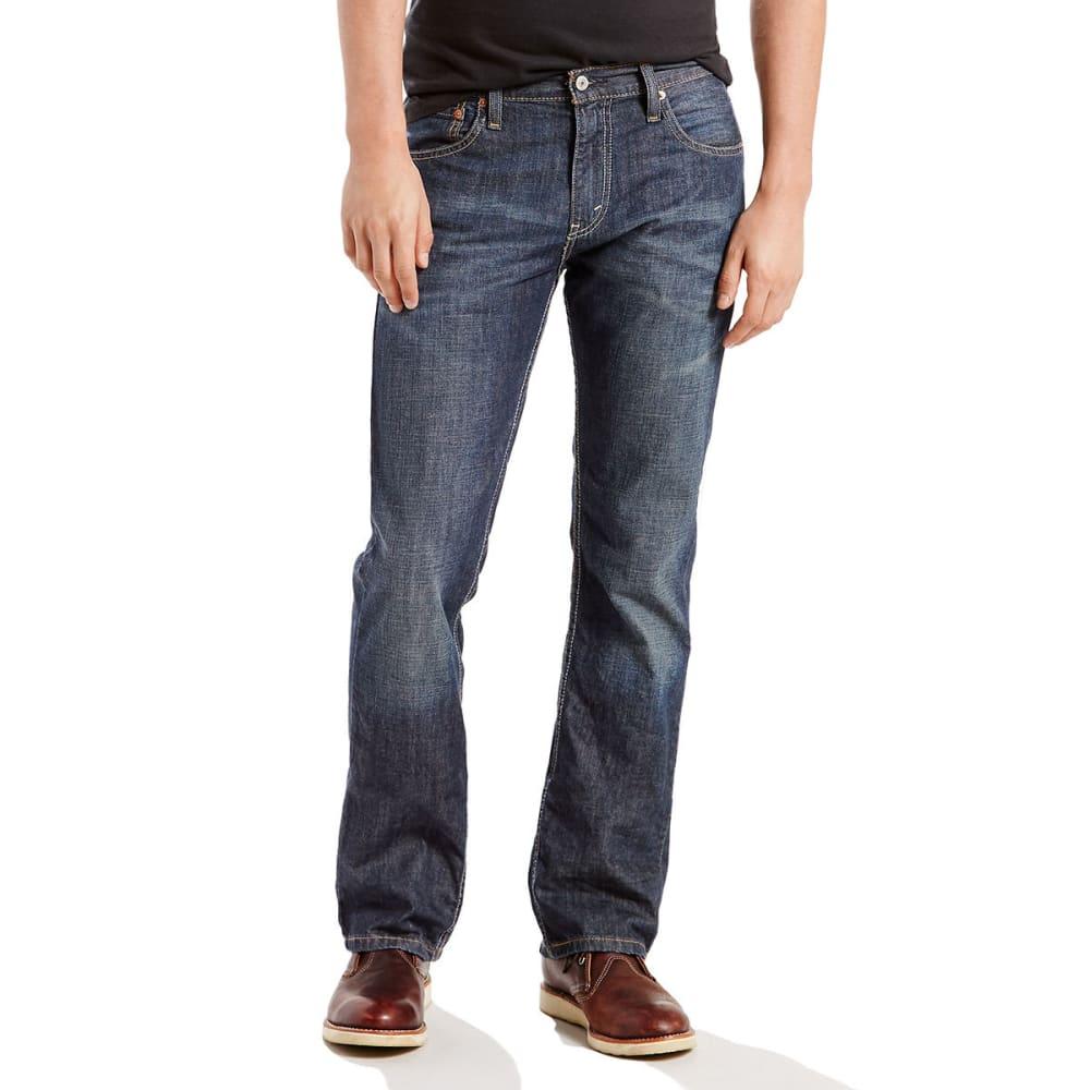 LEVI'S Men's 527 Slim Bootcut Jeans 32/36