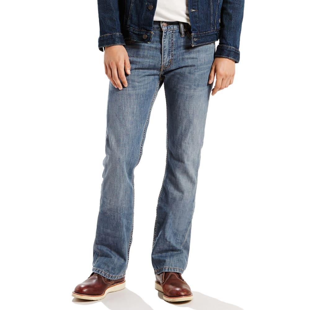 LEVI'S Men's 527 Slim Bootcut Jeans 30/34