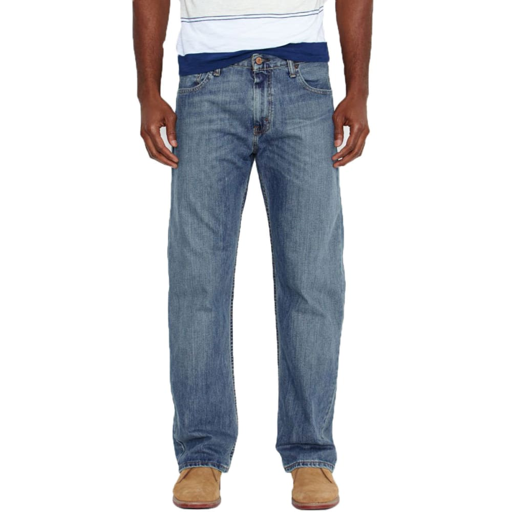 LEVI'S Men's 569 Loose Straight Fit Jeans - RUGGED 1271