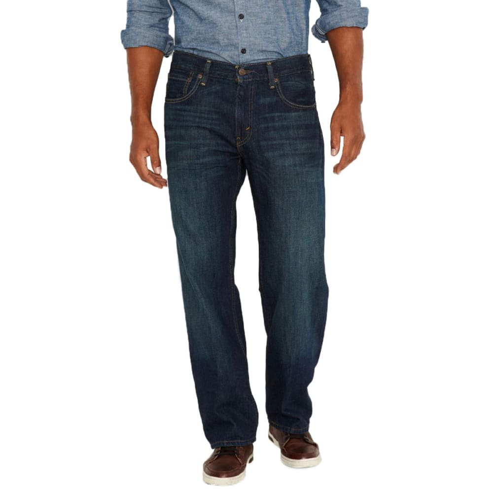 LEVI'S Men's 569 Loose Straight Fit Jeans 32/30