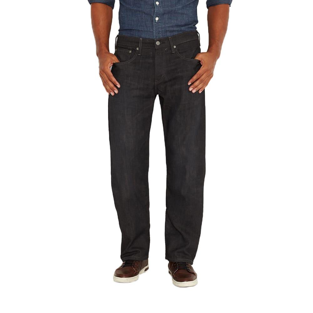 LEVI'S Men's 569 Loose Straight Fit Jeans 32/30