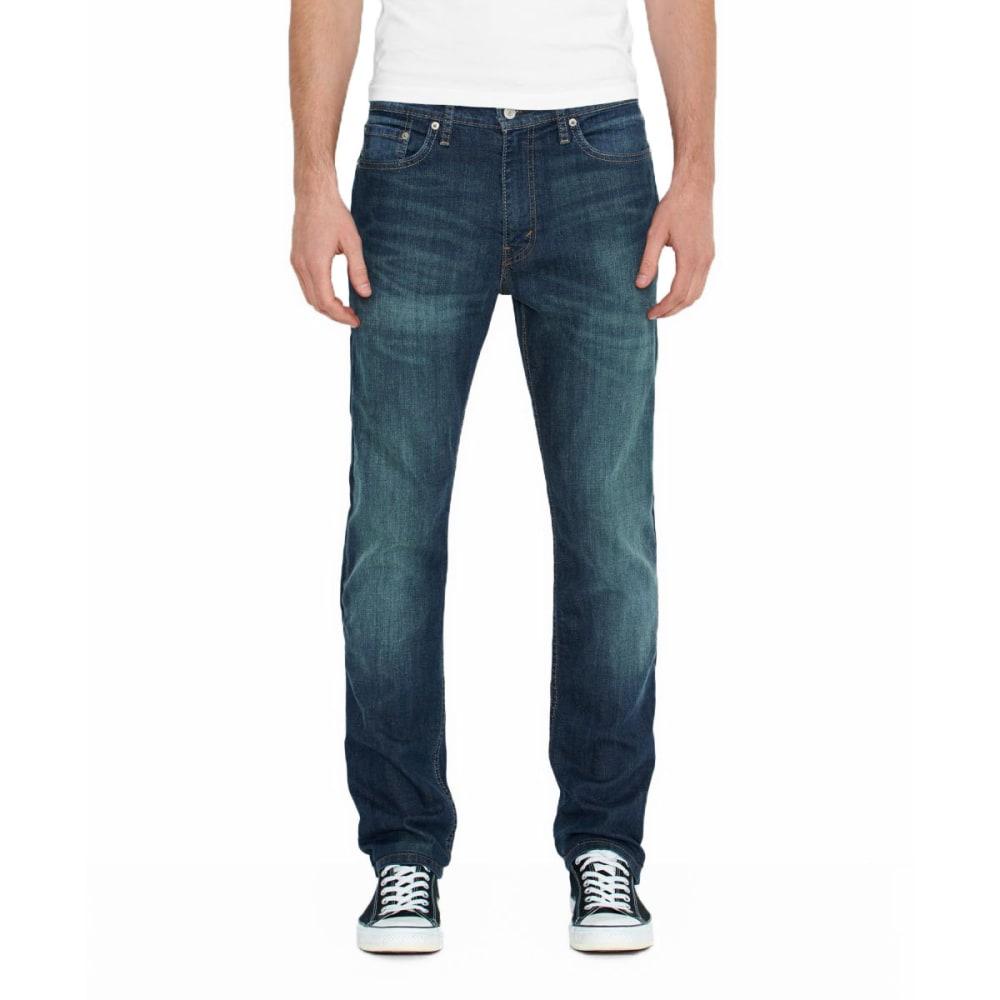 LEVI'S Men's 513 Slim Straight Fit Jeans - CASH  0200