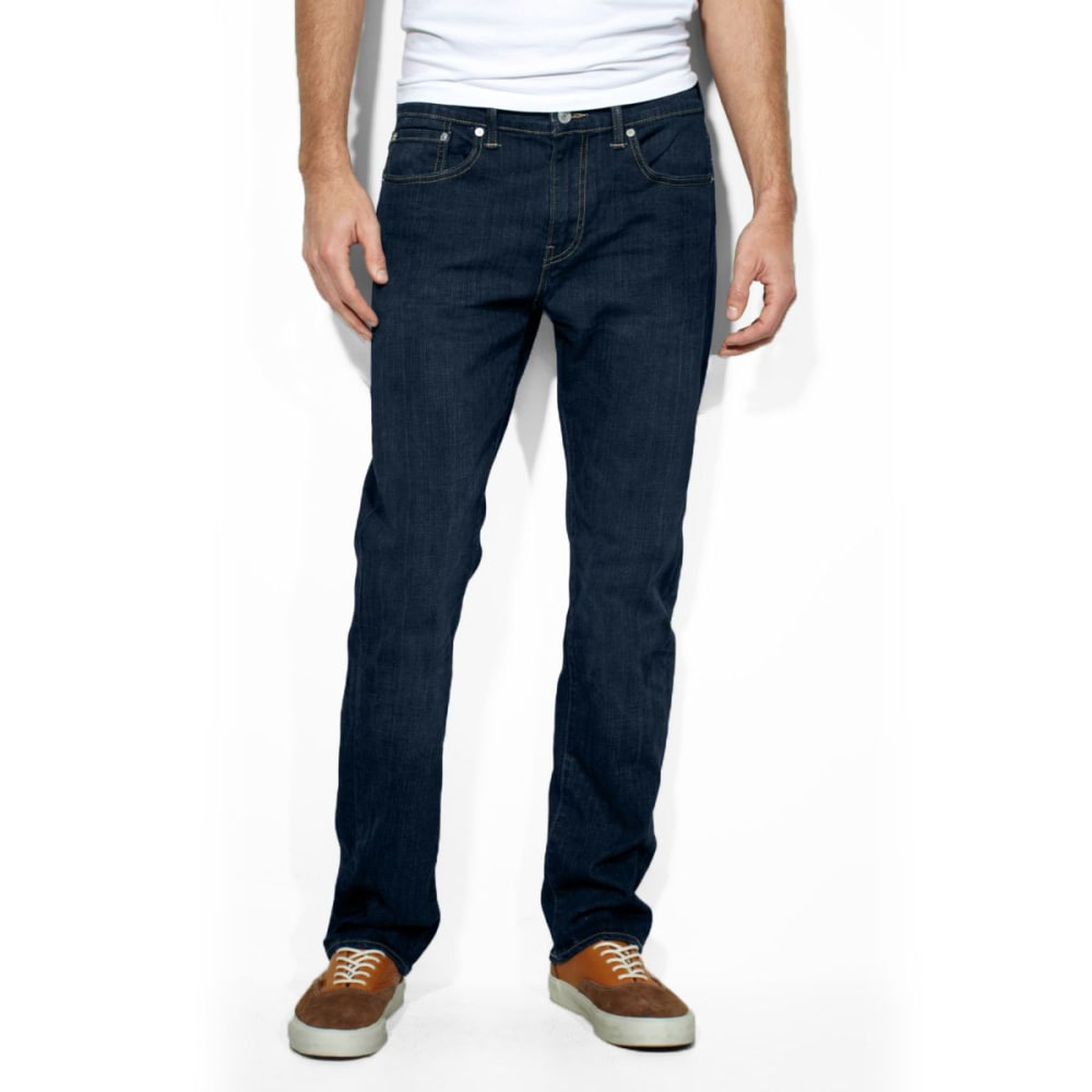 LEVI'S Men's 513 Slim Straight Fit Jeans - QUINCY 0242