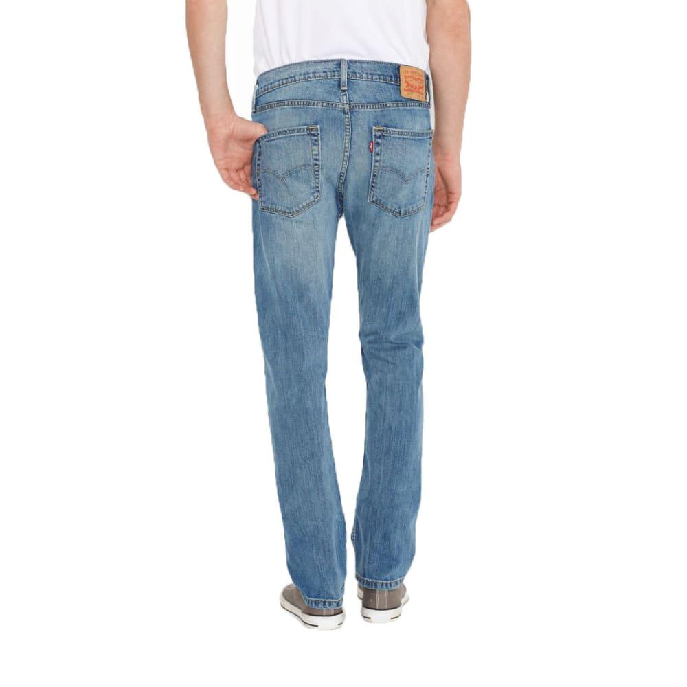 LEVI'S Men's 513 Slim Straight Fit Jeans - BELLINGHAM 0142
