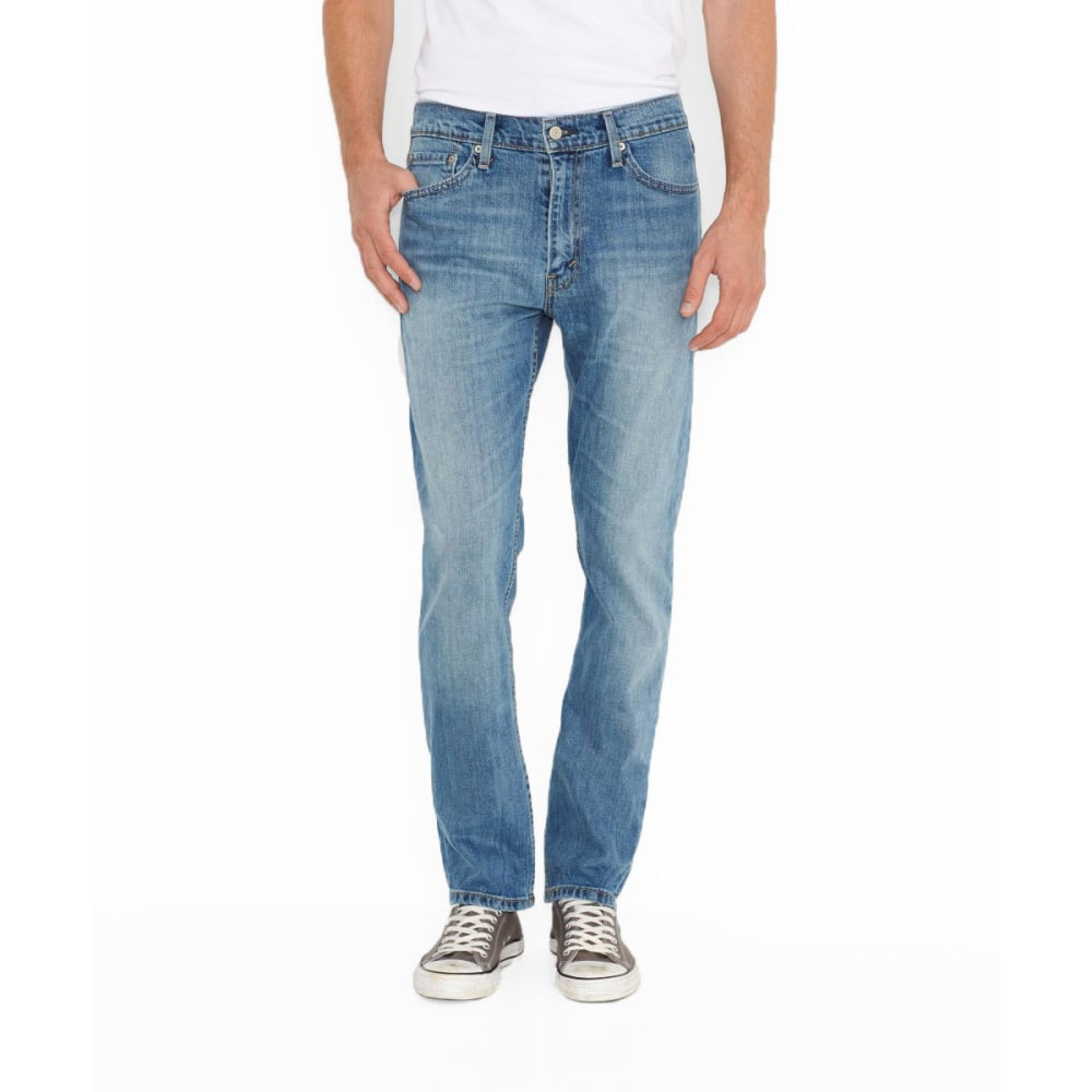LEVI'S Men's 513 Slim Straight Fit Jeans - BELLINGHAM 0142