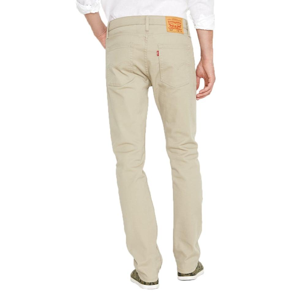 LEVI'S Men's 513™ Slim Straight Jeans, True Chino - TRUE CHINO 0337
