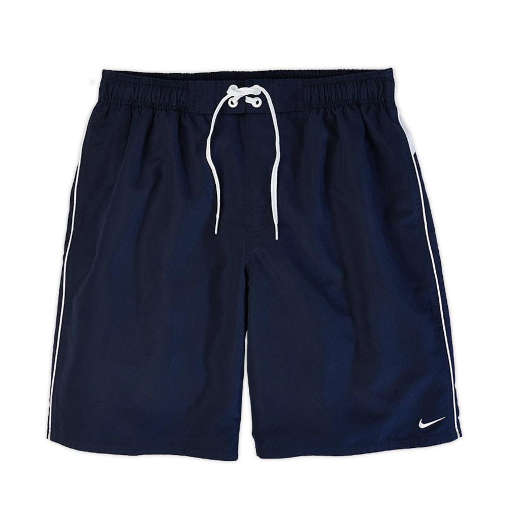 NIKE Core Reflex Volley Shorts - OBSIDIAN