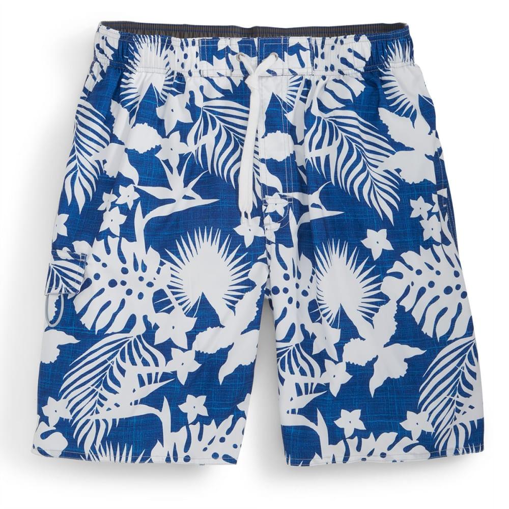 NEWPORT BLUE Men's Sea Worthy Volley Swim Shorts - TWILIGHT