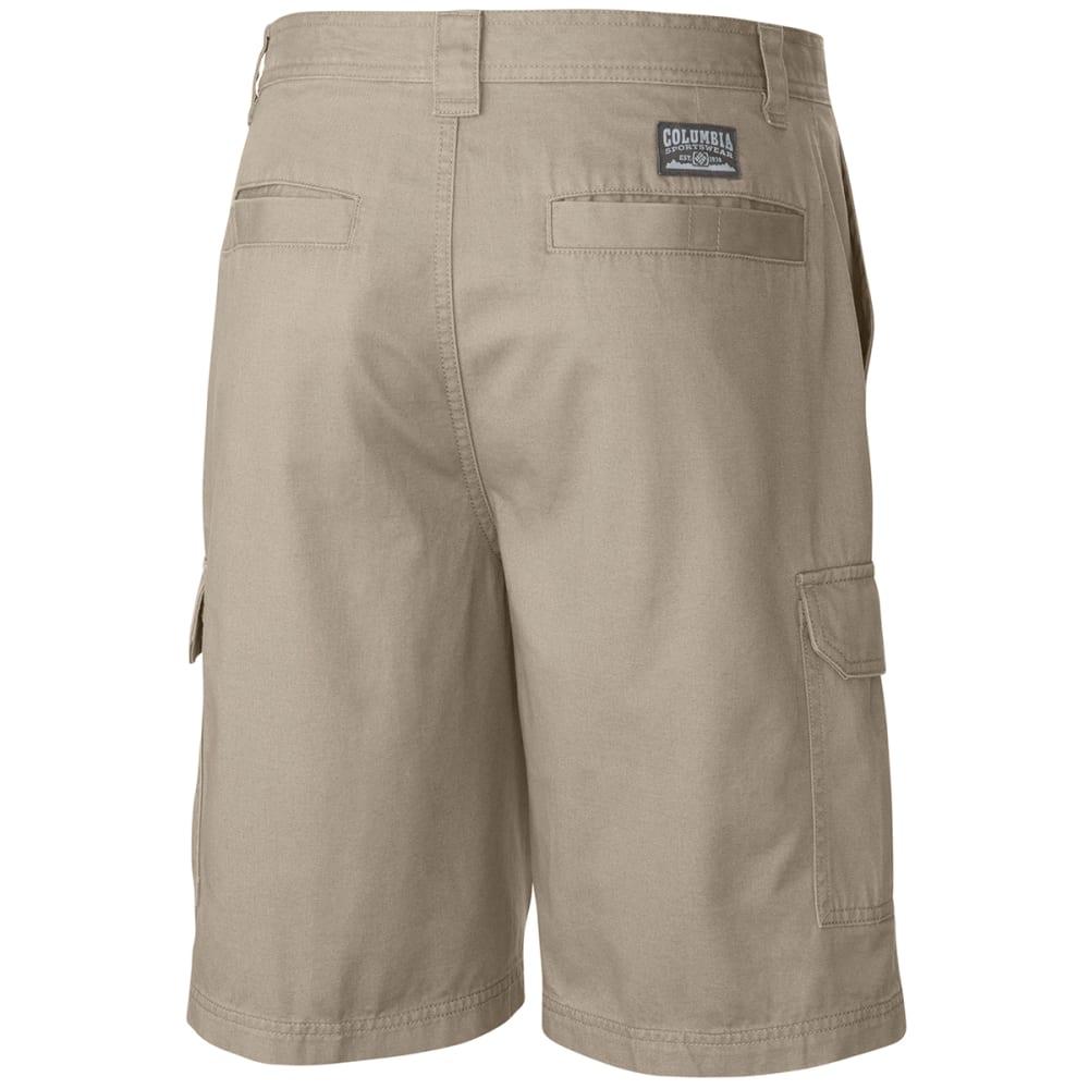 COLUMBIA Men's Brownsmead II 8 in. Shorts - 160-FOSSIL