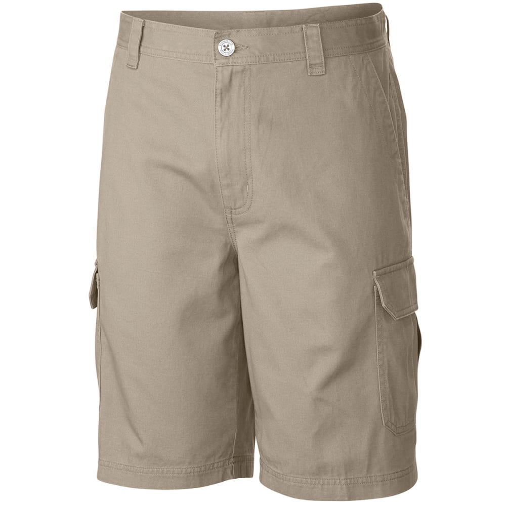 COLUMBIA Men's Brownsmead II 8 in. Shorts - 160-FOSSIL
