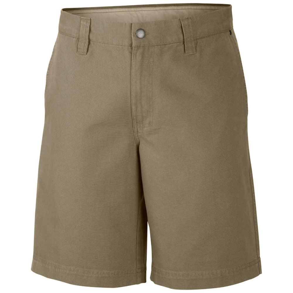 COLUMBIA Men's Roc II 8 in. Shorts - BLOWOUT - FLAX-250