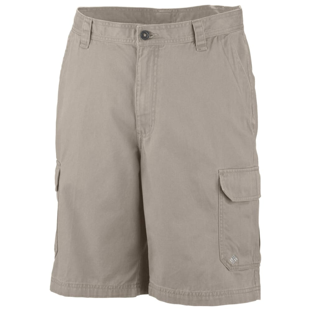 COLUMBIA Men's Brownsmead II Shorts - FOSSIL-160