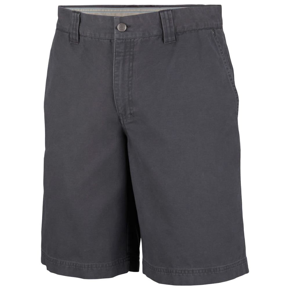 COLUMBIA Men's Roc II Shorts - GRILL