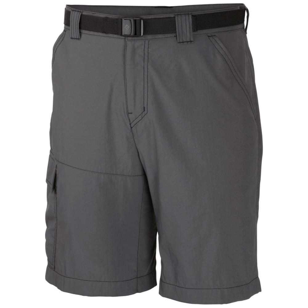 Columbia Men's Battle Ridge Ii Hiker Shorts - Black, 34