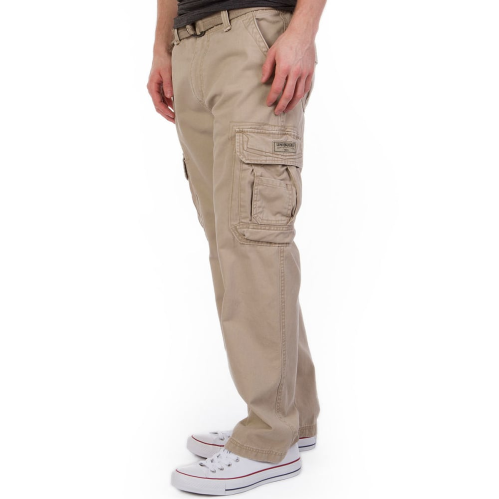 UNIONBAY Guys' Survivor Cargo Pants - DESERT 845Y