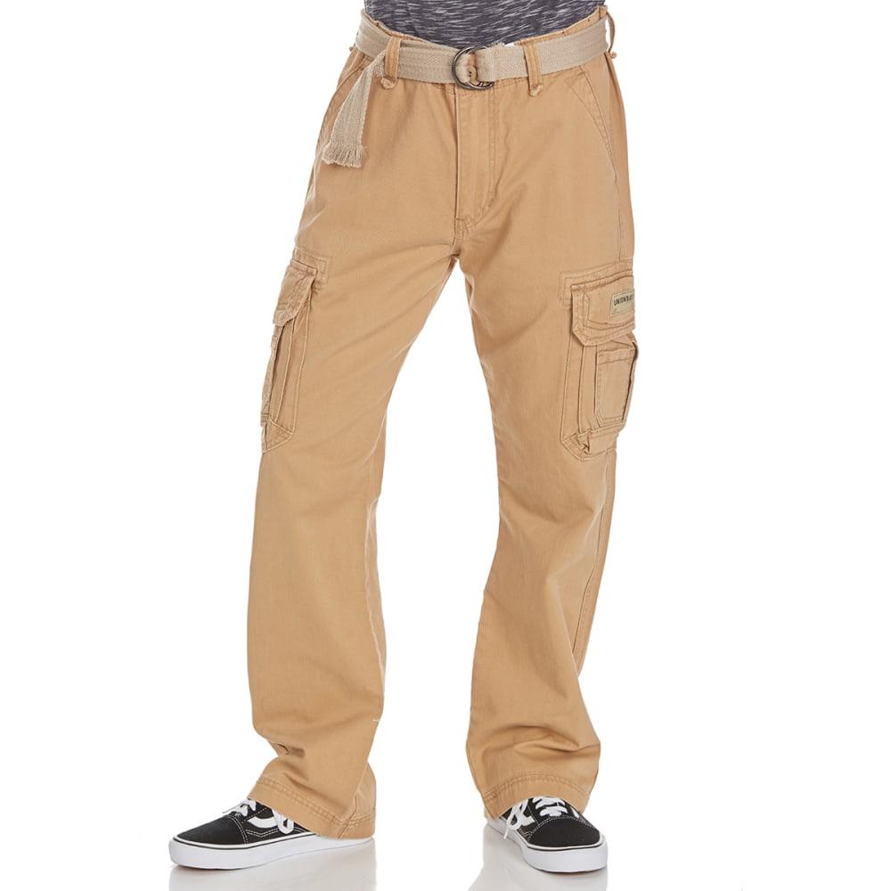 UNIONBAY Guys' Survivor Cargo Pants - RYE 923Y