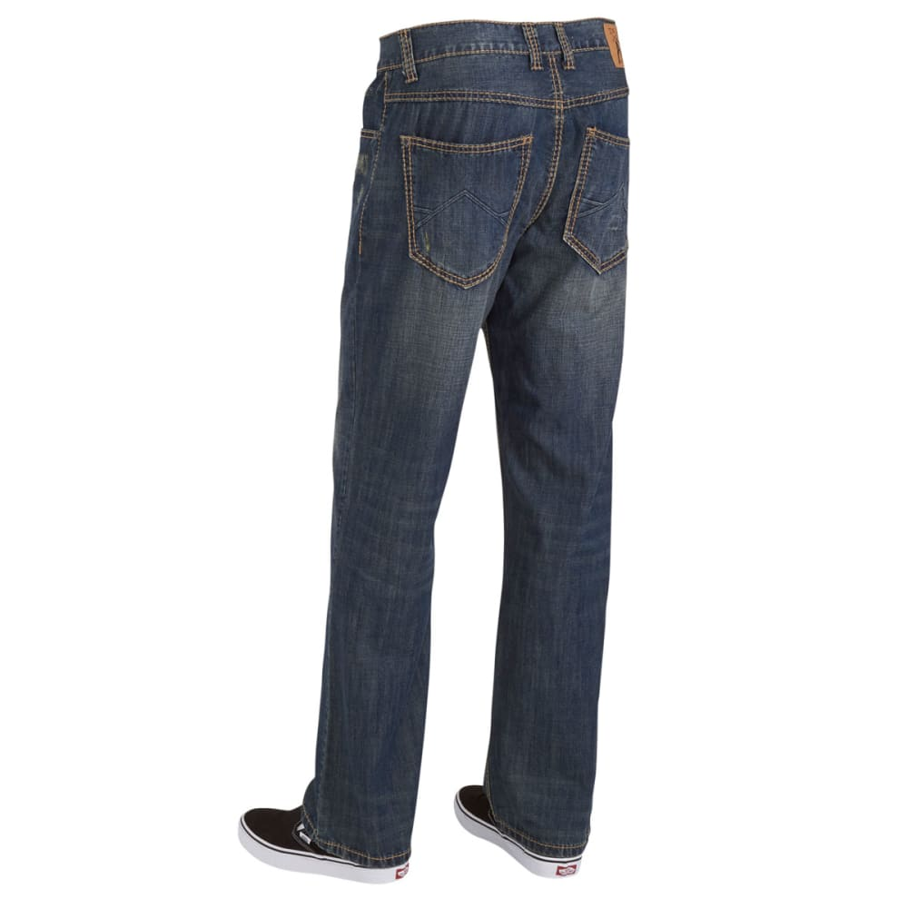 AXEL Men's Enfield Relaxed Straight Jeans - ENFIELD
