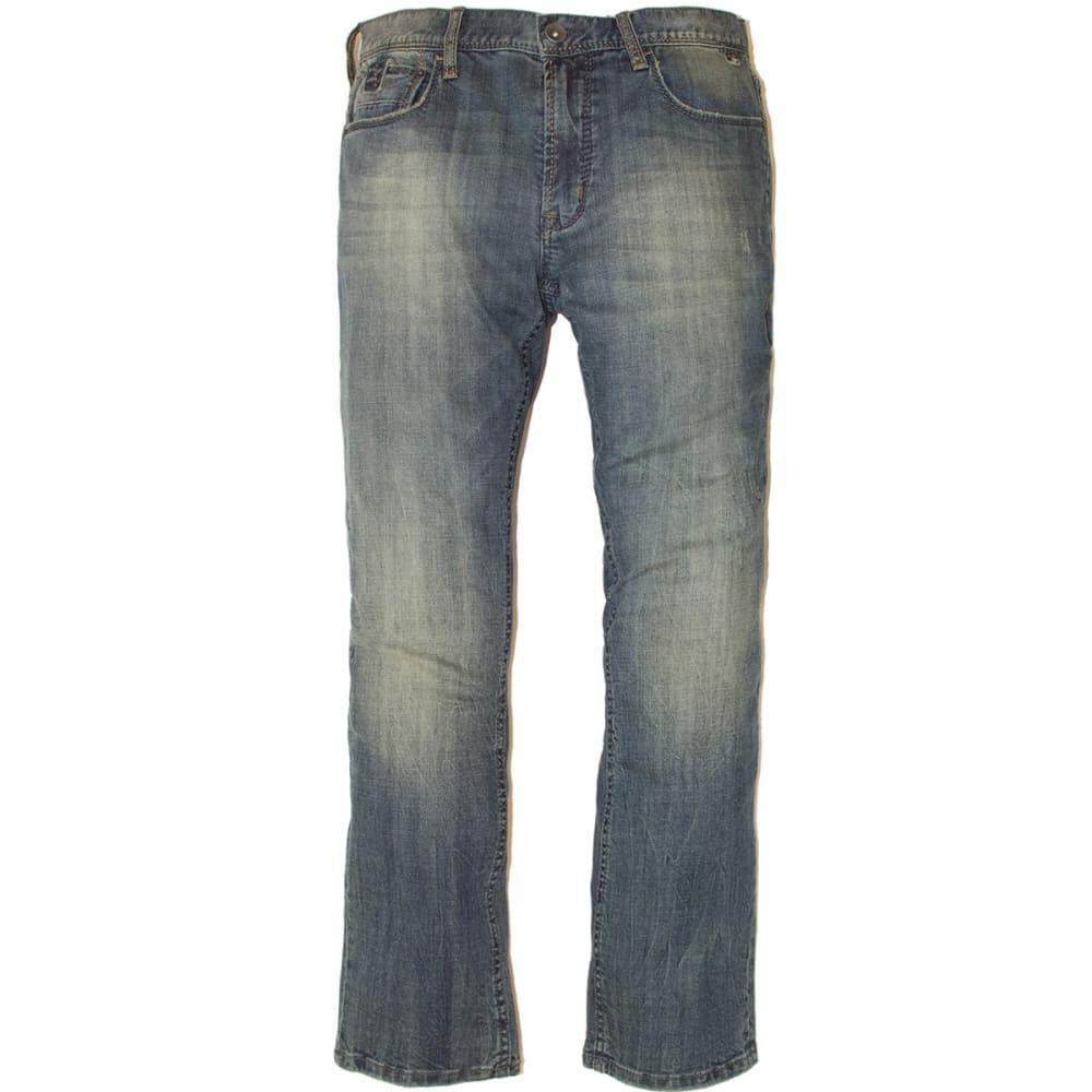 AXEL Men's Andover Slim Straight Jeans - ANDOVER