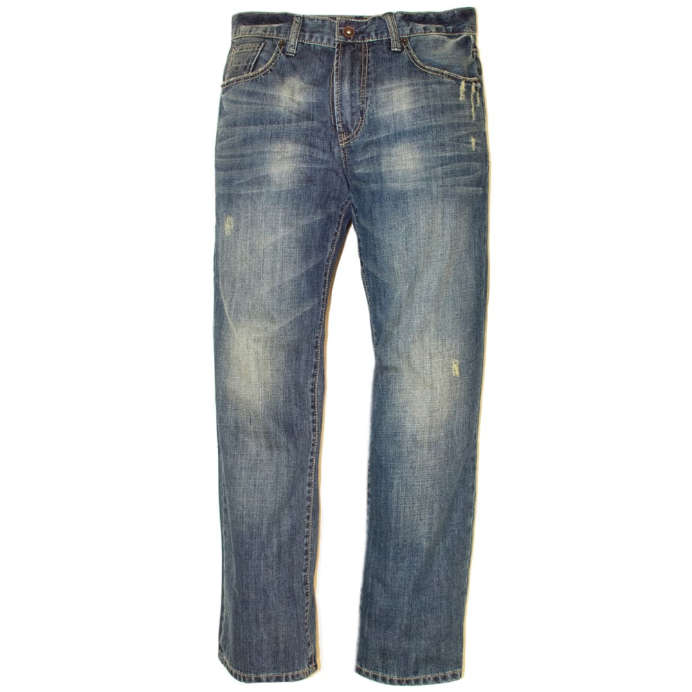 AXEL Men's Moosup Relaxed Straight Jeans - MOOSUP
