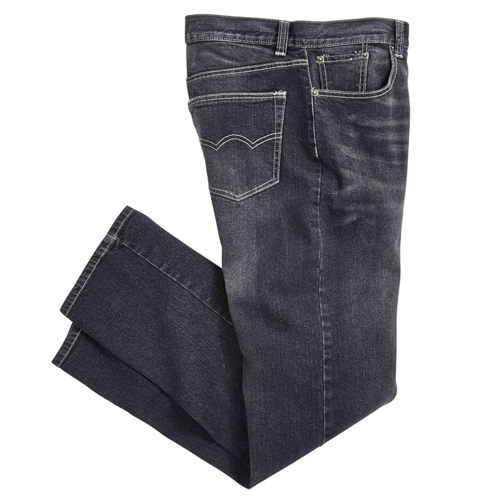 CROSSFIRE Guys' 514 5 Pocket Jeans - DARK WASH
