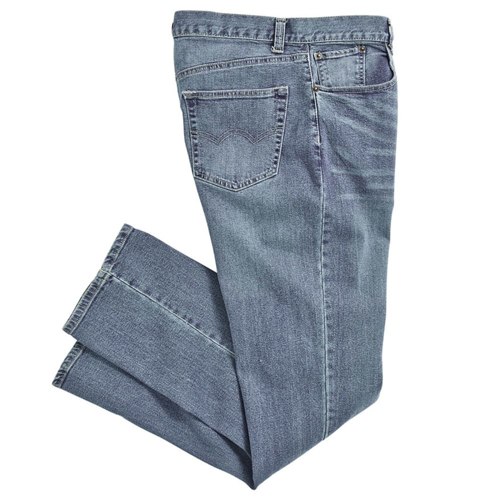 CROSSFIRE Guys' 514 5 Pocket Jeans - MEDIUM WASH