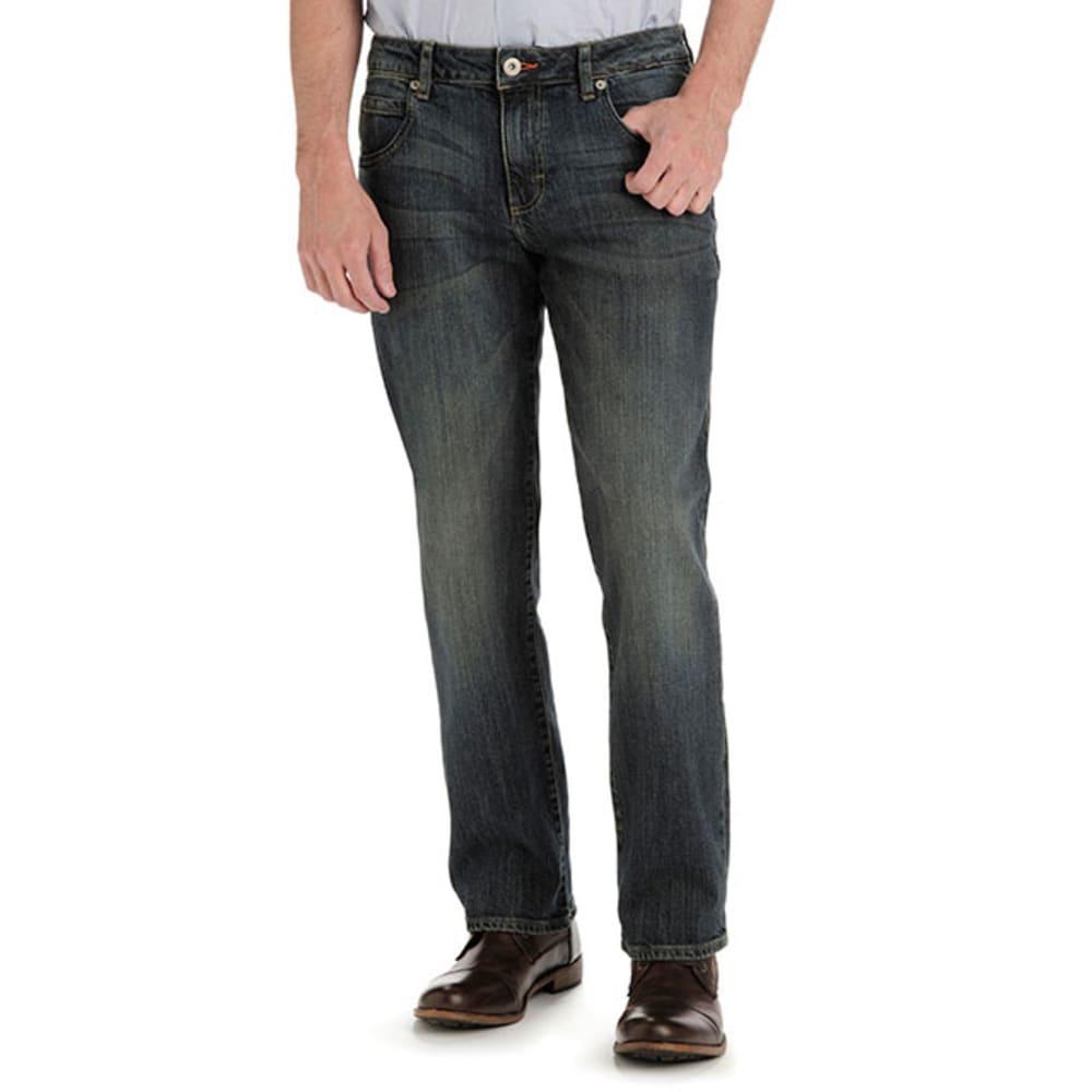 LEE Men's Modern Series Straight Leg Jeans - Blue, 29/32