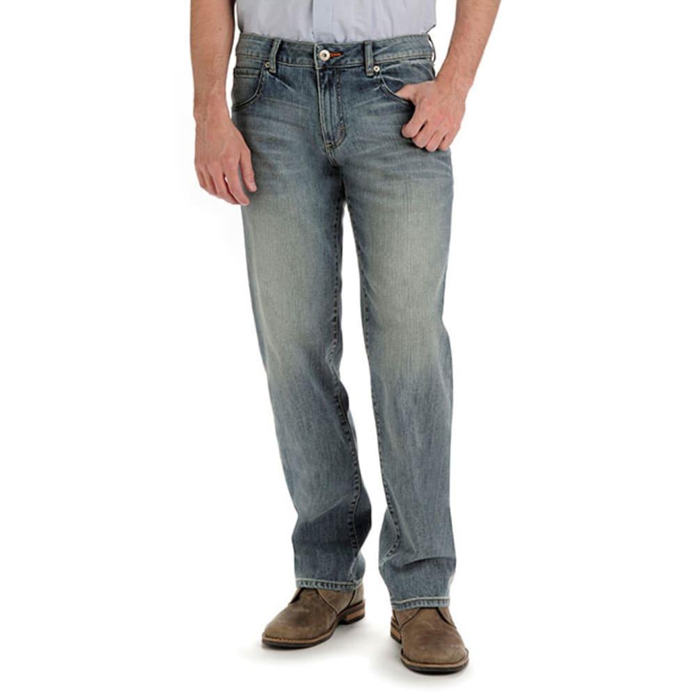 LEE Men's Modern Series Straight Leg Jeans 29/30