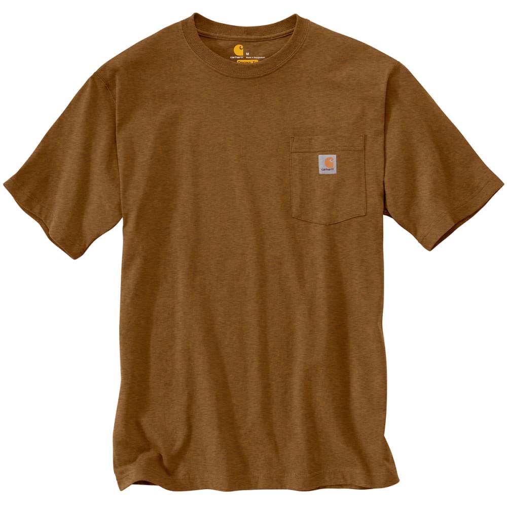 CARHARTT Men's K87 Workwear Pocket Short-Sleeve Shirt XL